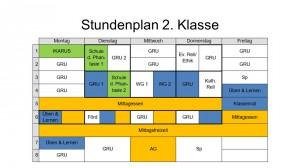 Präsentation_Gebundene Ganztagesschule_ Stundenplan2